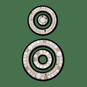 Mozaiekpakket Suncatcher