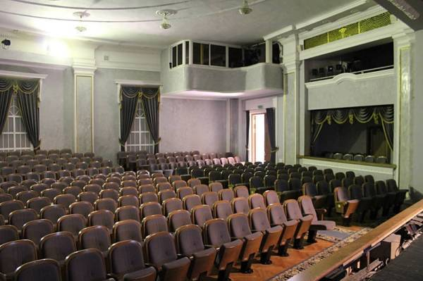 Russian Army Theatre 2019 Central Academic Theatre in Moscow