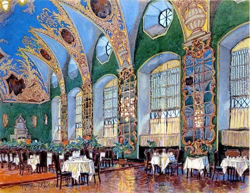 Казанский вокзал и его создатель - Я покажу тебе Москву ...