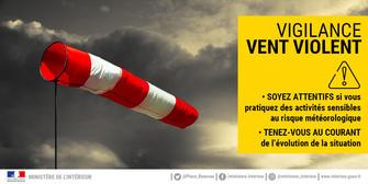 Tempête CIARA: point de situation à 12h30 en Moselle