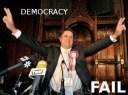 Democracy FAIL