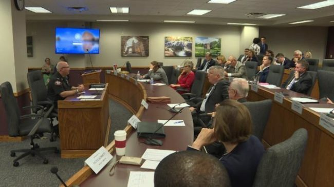 Sheriffs Meet With Lawmakers, DOC to ask for Reimbursements