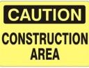Caution - construction