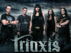New Band of the Day: Triaxis