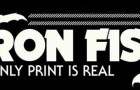 Iron Fist #9 out now