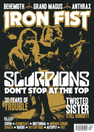 Iron Fist 9