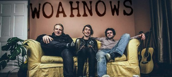Band of the Day: Woahnows
