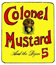 Colonel Mustard logo
