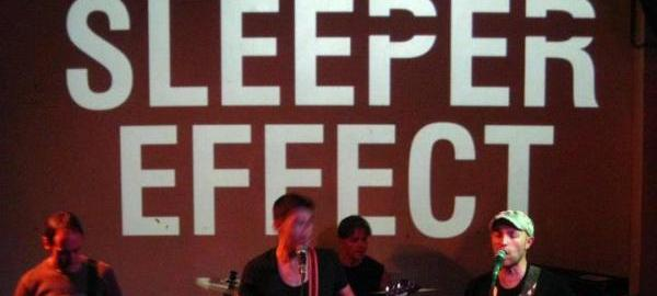 Band of the Day: Sleeper Effect