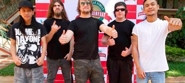 Band of the Day – Exist Immortal