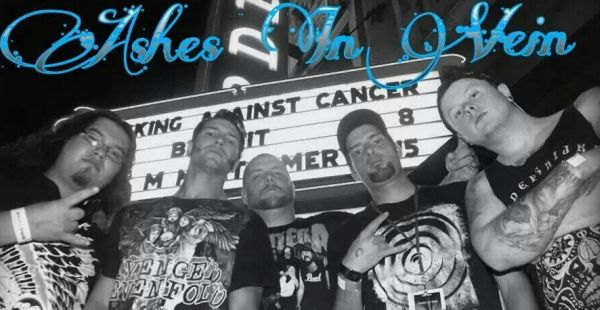 Band of the Day: Ashes in Vein