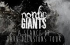 Nordic Giants , Athousandfurs, Mountains Under Oceans – Cottiers Theatre (06/05/15)