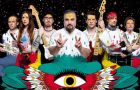Review: Russkaja – Peace, Love & Russian Roll