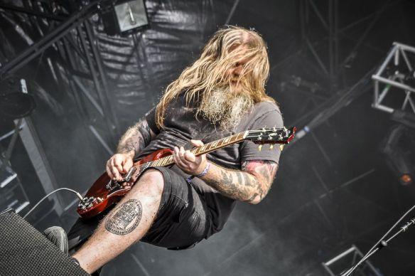 Enslaved Ivor Bloodstock 2015 - Top 5: Best Modern Guitar Players