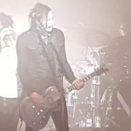 Marilyn Manson Glasgow 2015 guitar