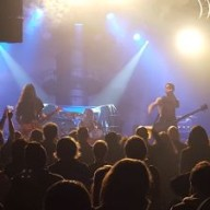 Dead Label Glasgow 2015
