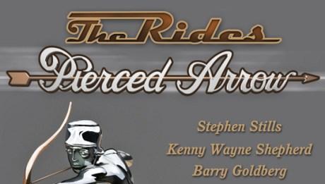 The Rides - Pierced Arrow CD