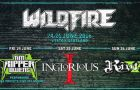 Wildfire 2016: Sunday Review