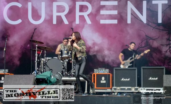 Against The Current – Download Festival 2016 – The Moshville Times