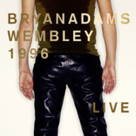 Bryan Adams Wembley 96 DVD cover (lr)