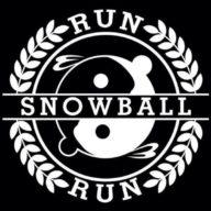 Run Snowball Run logo