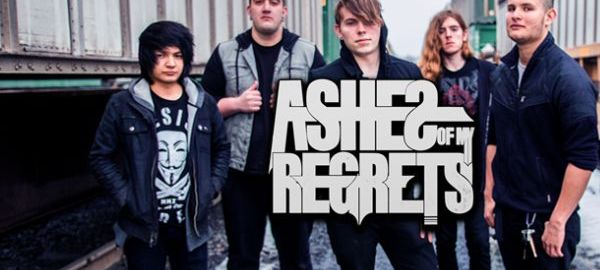 Band of the Day: Ashes Of My Regrets
