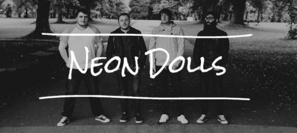 Band of the Day: Neon Dolls