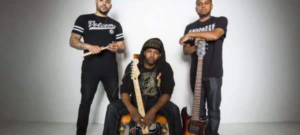 Band of the Day: Ayron Jones and the Way