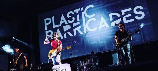 Band of the Day: Plastic Barricades