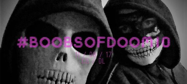 Band of the Day: Boobs of DOOM