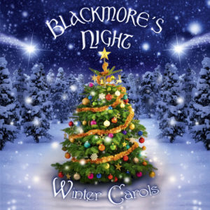 Blackmore's Night - Winter Carols cover