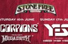 Stone Free Festival 2018 announces headliners and venue details