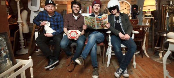 Band of the Day: Uncomely