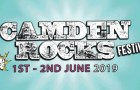 Camden Rocks announces Saturday headliner and another 90 bands for 2019