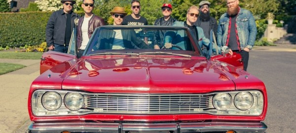 Band of the Day: The West Coast Feed
