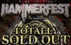 Hammerfest XI – final lineup revealed (inc day splits)