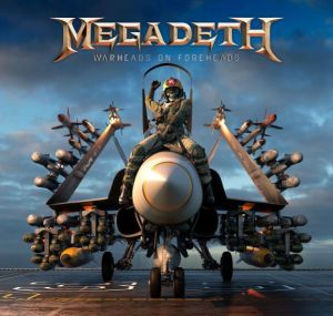 Album Review: Megadeth – Warheads on Foreheads
