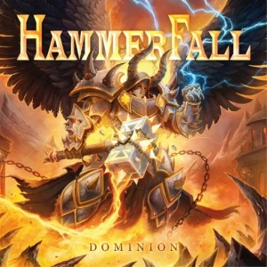 Album Review: Hammerfall – Dominion
