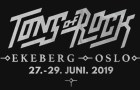 We'll Be There: Tons of Rock 2019 (27-29 June)