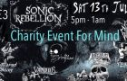 Sonic Rebellion hits Leytonstone in aid of MIND