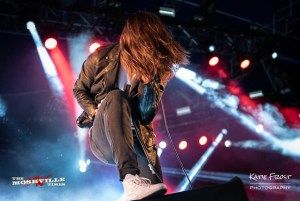 While She Sleeps (c) Katie Frost