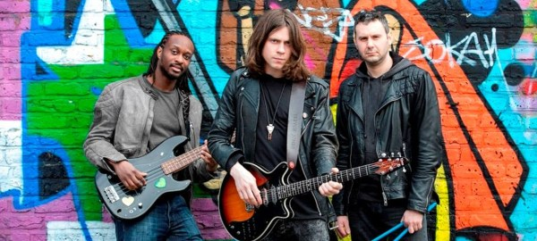 Band of the Day: District 13