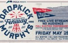 Dropkick Murphys to be bossed around… by The Boss! Live stream, May 20th