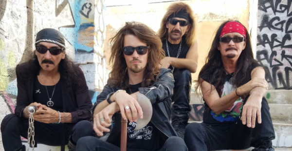 Band of the Day: Angeles