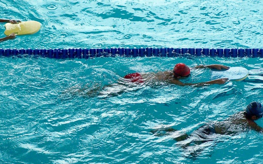 Godziny pracy pływalni w czasie ferii