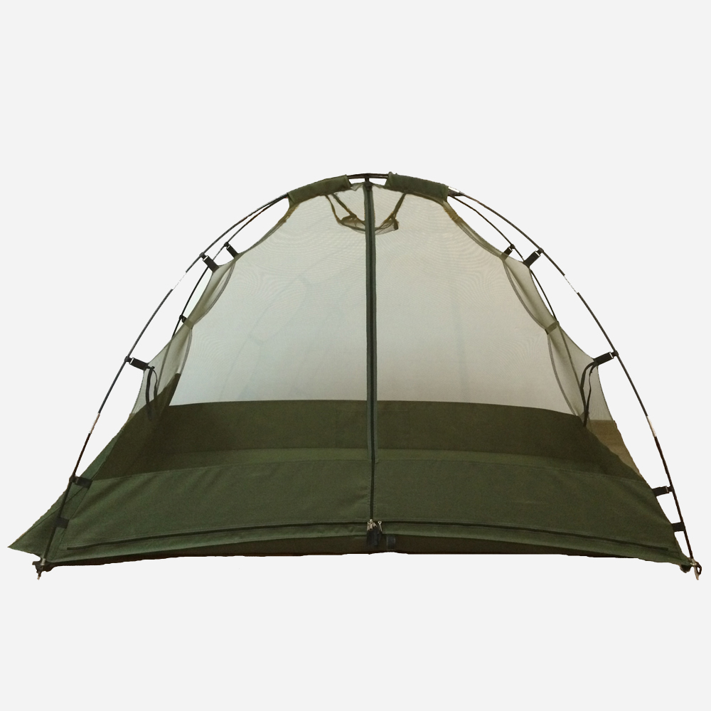Military Mosquito Net Mounted Cot Cover Olive Nylon