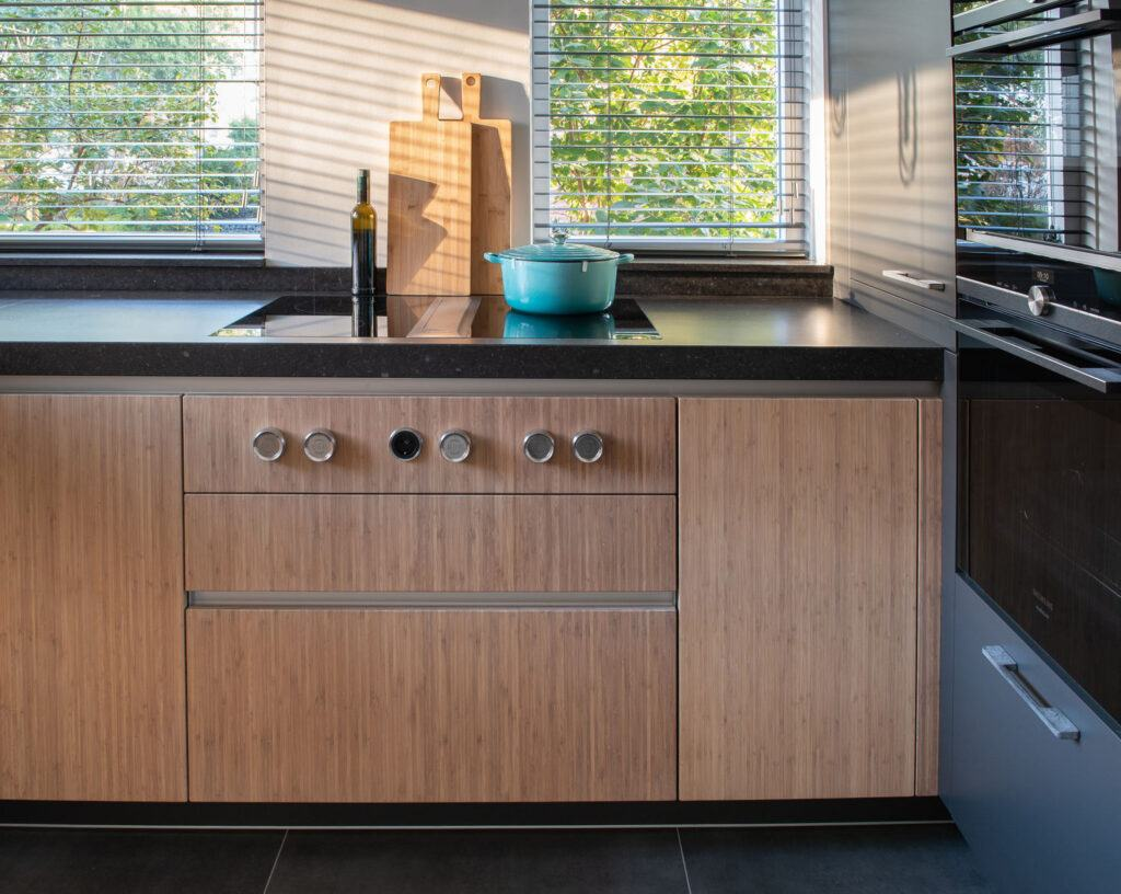 moso bamboo kitchen sustainable and