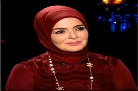مني عبد الغني زوجة ماجد المصري في مسلسل زلزل