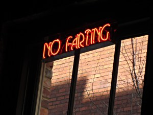no-farting-sign