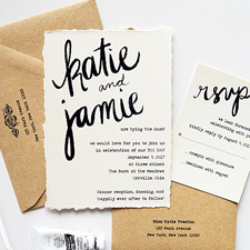 Unique Wedding Invitations Stationery